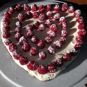 Nutella-Zwieback-Torte
