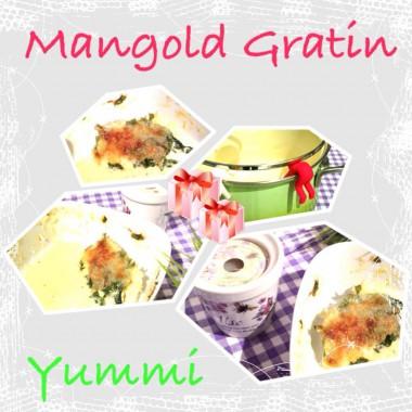 Mangold Gratin